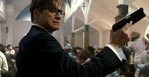Movie Review:  Kingsman: The Secret Service (2014)