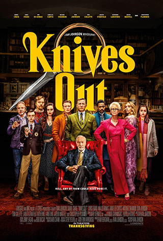 Knives Out (2019) by The Critical Movie Critics