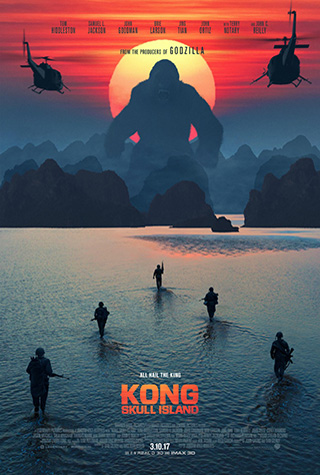 Kong: Skull Island (2017) by The Critical Movie Critics