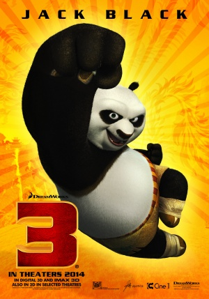 Kung Fu Panda 3 (2016) by The Critical Movie Critics