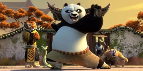 Movie Review:  Kung Fu Panda 3 (2016)