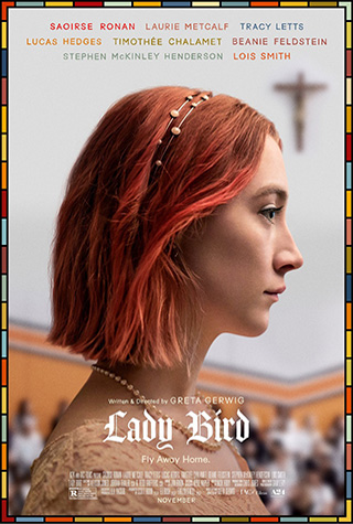 Lady Bird (2017) by The Critical Movie Critics