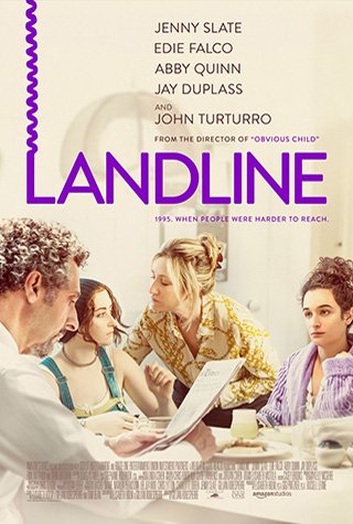 Landline (2017) by The Critical Movie Critics