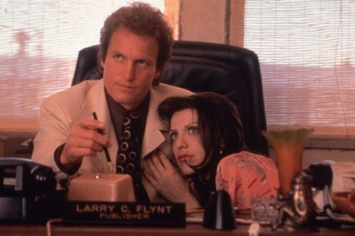 Larry Flynt and Althea Leasure – Top 10 Criminal Movie Couples