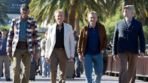 Movie Review: Last Vegas (2013)