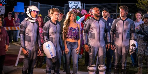 Movie Review: Lazer Team (2015)