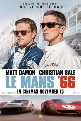 Le Mans '66 (2019) by The Critical Movie Critics
