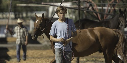 Movie Review:  Lean on Pete (2017)