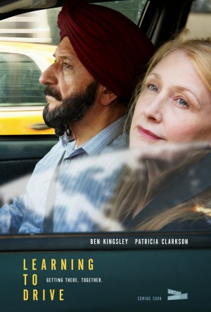 Learning to Drive (2014) by The Critical Movie Critics