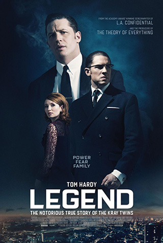 Legend (2015) by The Critical Movie Critics