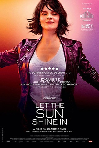 Let the Sunshine In (2017) by The Critical Movie Critics