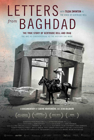 Letters from Baghdad (2016) by The Critical Movie Critics