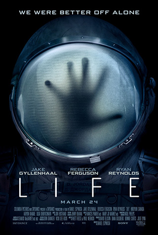 Life (2017) by The Critical Movie Critics