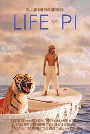 Life of Pi (2012) by The Critical Movie Critics