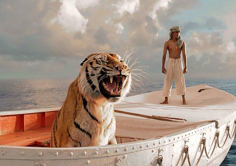Movie Trailer:  Life of Pi (2012)
