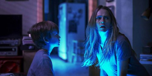 Movie Review:  Lights Out (2016)