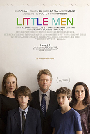 Little Men (2016) by The Critical Movie Critics