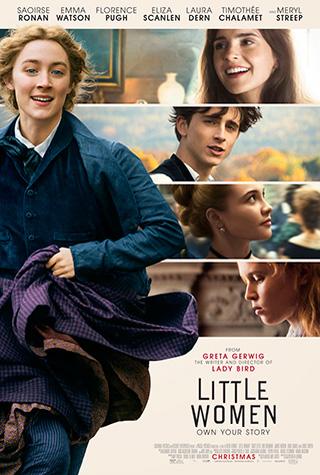 Little Women (2019) by The Critical Movie Critics