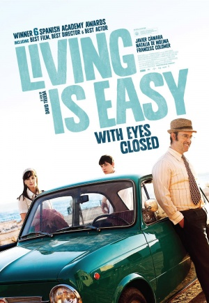 Living Is Easy with Eyes Closed (2013) by The Critical Movie Critics