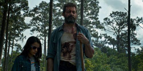 Movie Trailer:  Logan (2017)