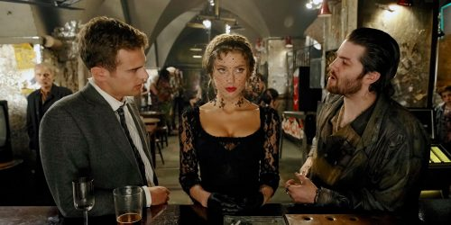 Movie Review:  London Fields (2018)