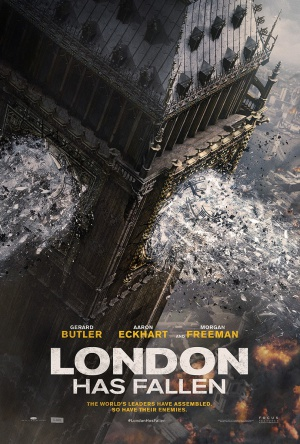 London Has Fallen (2016) by The Critical Movie Critics