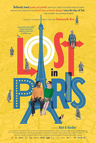 Lost in Paris (2016) by The Critical Movie Critics