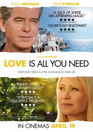 Movie Review: Love Is All You Need (2012) - The Critical ...