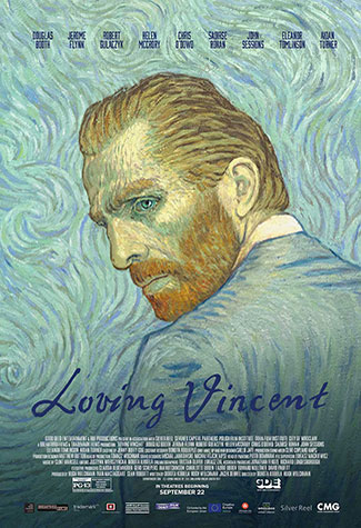 Loving Vincent (2017) by The Critical Movie Critics