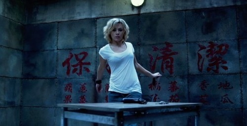 Movie Review: Lucy (2014)