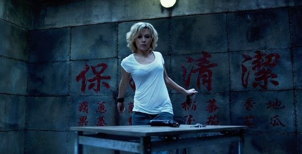 Lucy (2014) by The Critical Movie Critics