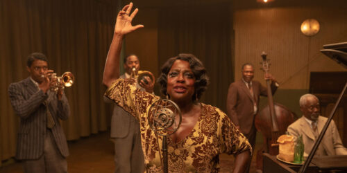 Movie Review:  Ma Rainey's Black Bottom (2020)