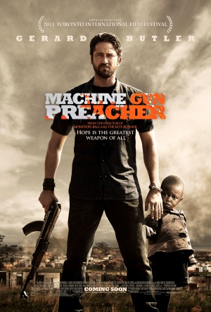 Machine Gun Preacher (2011) by The Critical Movie Critics
