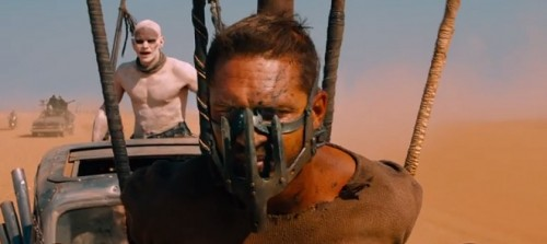 Movie Trailer:  Mad Max: Fury Road (2015)