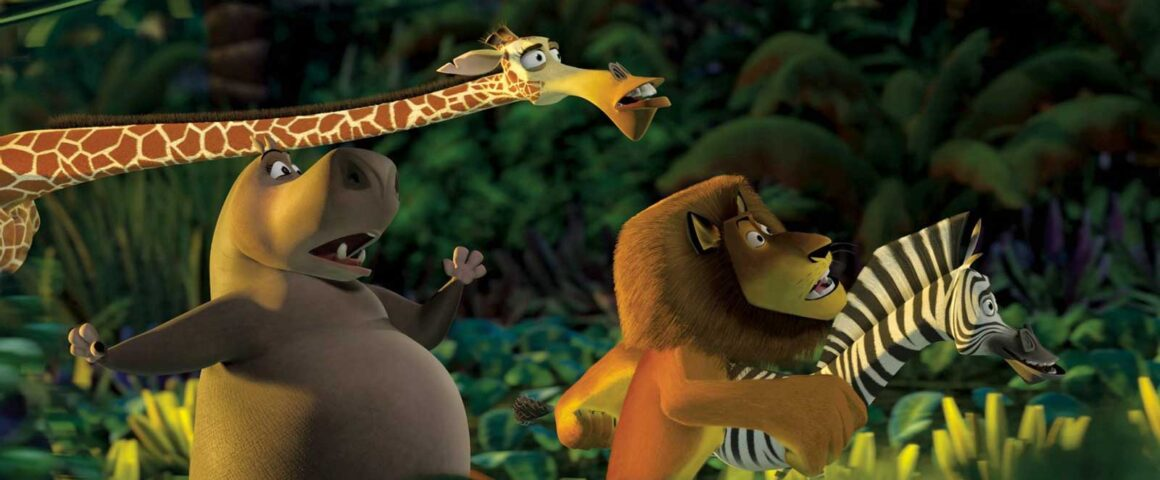 Madagascar (2005) by The Critical Movie Critics