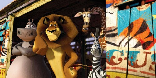 Movie Review:  Madagascar 3: Europe's Most Wanted (2012)