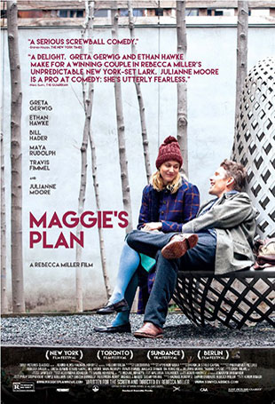 Maggie's Plan (2015) by The Critical Movie Critics