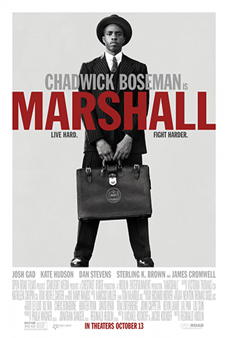Marshall (2017) by The Critical Movie Critics