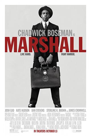 Marshall (2017) by The Critical Movie Critics