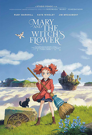 Mary and the Witch's Flower (2017) by The Critical Movie Critics