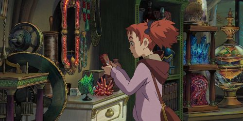 Movie Review: Mary and the Witch's Flower (2017)