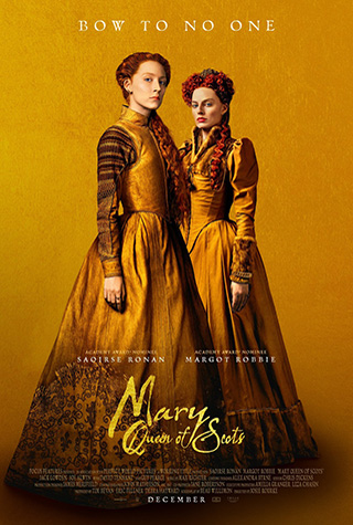 Mary Queen of Scots (2018) by The Critical Movie Critics