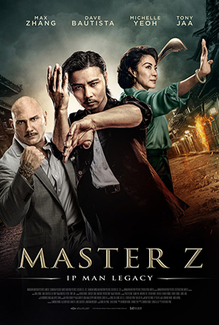 Master Z: Ip Man Legacy (2018) by The Critical Movie Critics