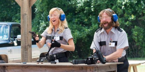 Movie Review:  Masterminds (2016)