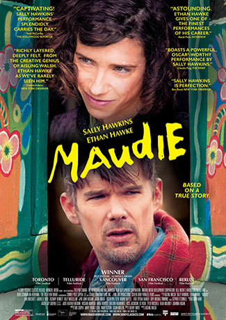 Maudie (2016) by The Critical Movie Critics