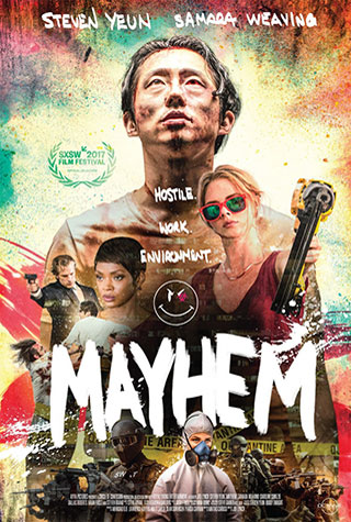 Mayhem (2017) by The Critical Movie Critics