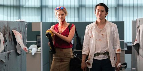 Movie Review:  Mayhem (2017)