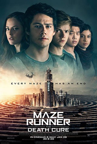 Maze Runner: The Death Cure (2018) by The Critical Movie Critics