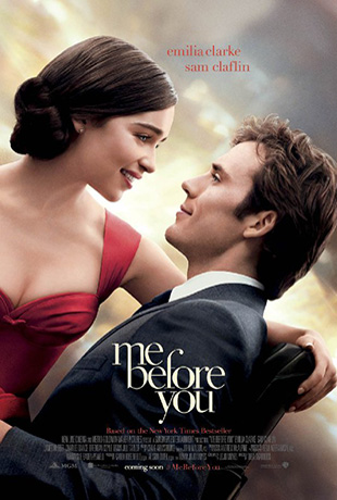 Me Before You (2016) by The Critical Movie Critics