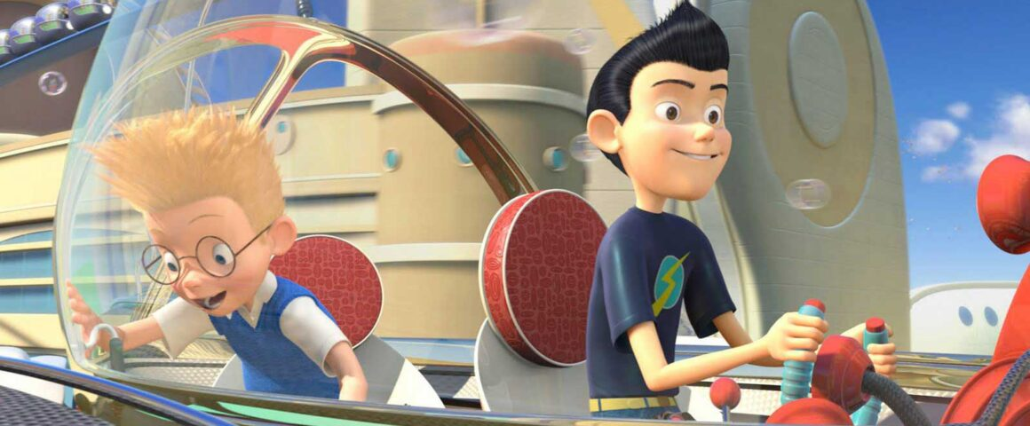 Meet The Robinsons (2007) by The Critical Movie Critics
